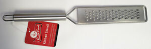 Stainless Steel Grater Long Handle Vegetables Cheese Coarse Small