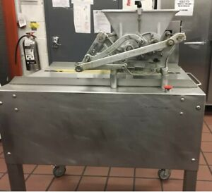 Great Condition Rhodes Kook e King Automatic Cookie Depositor