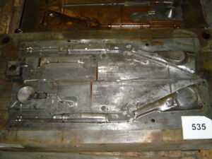 Marx Johnny West How The West Was Won Super Big Sound Ranch Rifle toy mold