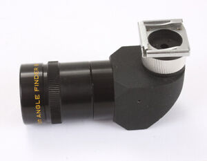 CANON ANGLE FINDER B RECTANGULAR ADAPTER 185512 $40.00