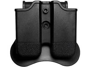 Magazine Holster Pouch for Glock 17 19 22 23 26 27 31 32 33 34 35 37 38 39 Black