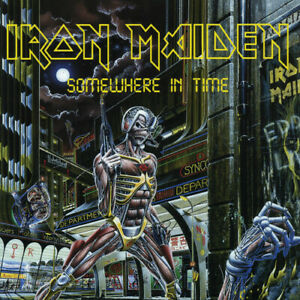 Iron Maiden Somewhere In Time New CD $13.36