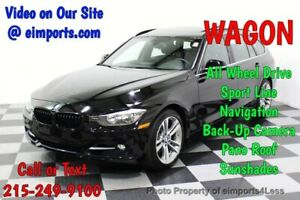 2015 3-Series CERTIFIED 328i xDrive Sport Line AWD NAV CAM PANO Call Now to Buy Now NATIONWIDE SHIPPING AVAILABLE competitive financing