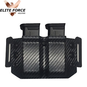 Magazine Holder For Ruger American Compact 45 ACP Magazines - CARBON FIBER