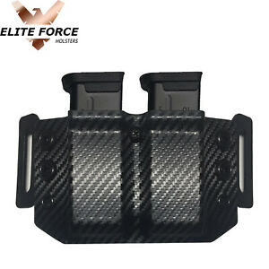 Magazine Holder For Canik TP9SF Elite 9MM Magazines - CARBON FIBER