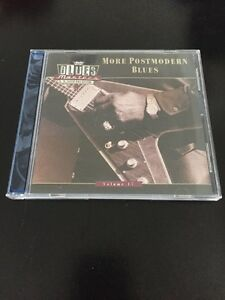 Blues Masters Vol. 17: More Postmodern Blues by Various Artists Music CD