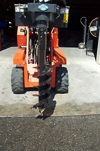 Mini Skid Steer X1500 Auger Drive 2