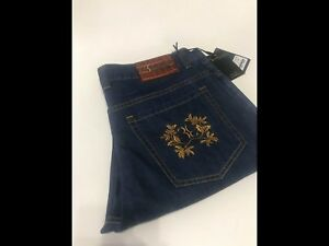 Billionaire Jeans Blue. Luxury Made In Italy. Size US 36