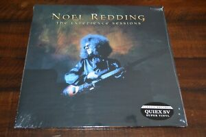 Noel Redding The Experience Sessions - Jimi Hendrix CLASSIC RECORDS v