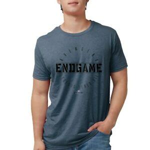 CafePress Endgame Sayings Logo Mens Tri Blend T Shirt Mens Tri Blend 417420388