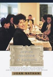 Jewish Cooking in America: Expanded Edition [Knopf Cooks American]
