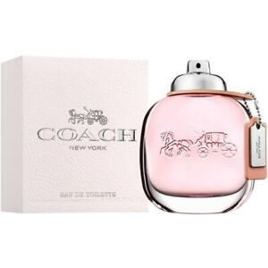 COACH NEW YORK by Coach for women EDT 3.0 oz New in Box