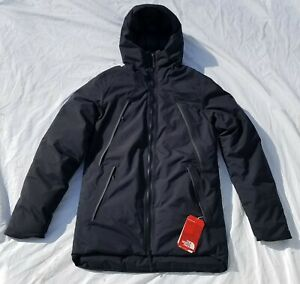 North Face Men's FAR NORTHERN WATERPROOF PARKA Down Coat Jacket $420 Small S NWT
