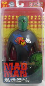 Mr.Power Special Mad Man black figure LE150