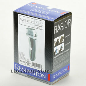 Remington FR500 Men#x27;s Electric Razor Rechargeable w Foil Piovt amp; Flexing Shaver