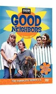 Good Neighbors: The Complete Series 1-3 4-Disc Set DVD VIDEO MOVIE TV show 123