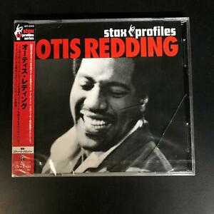 Otis Redding ‎– Stax Profiles [New/Impor] Japanese ed with OBI strip. Sealed