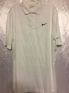 Nike Golf World Collection Dry Fit Shirt Size LT Retail $55 $25.00