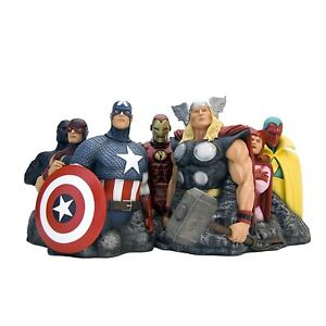 Alex Ross Marvel Comics Avengers Assemble Fine Art Statue $199.99