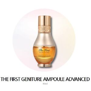 OHUI The first geniture ampoule advanced 40ml