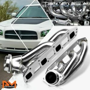 For 05-10 Charger/Magnum/300 HEMI 5.7L V8 Stainless Steel Racing Exhaust Header