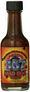 Mad Dog 357 Hot Sauce Mini - 1.7 oz. (As Seen on Hot Ones!)