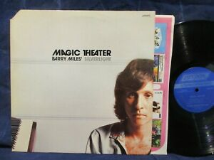 Barry Miles#x27; Silverlight #x27;Magic Theater#x27; LP NM VINYL