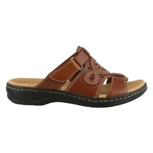 Clarks Leisa Higley Slide Sandals Clothing, Shoes & Jewelry Shoes