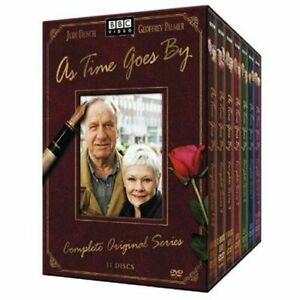 As Time Goes By - Complete Original Series (DVD 2005 11-Disc) NEW US SELLER
