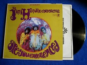 The Jimi Hendrix Experience LP reprise 6261 - great crisp cover and record!