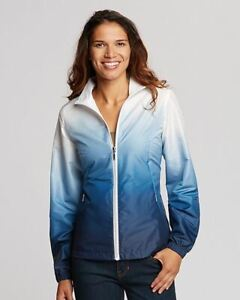Cutter and Buck Women's Ombre Full Zip Jacket Multiple Sizes