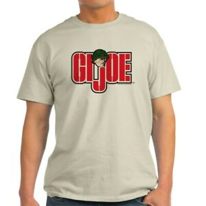 CafePress GI Joe Logo Light T Shirt 100% Cotton T Shirt 104610256