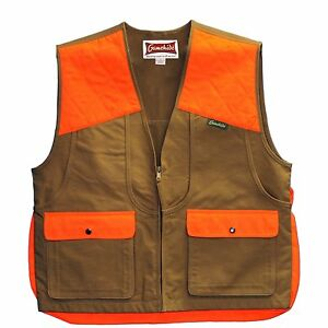 NEW GameHide Upland Hunting Vest Size 2XL. 3ST MO 2X