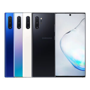 NEW Samsung Galaxy Note 10+ Plus (SM-N9750DS) 12GB 256GB GSM Dual SIM UNLOCKED