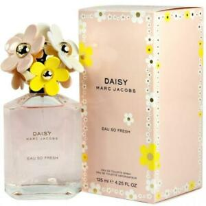 DAISY EAU SO FRESH by Marc Jacobs perfume for women EDT 4.2 oz 4.25 New in Box $37.13