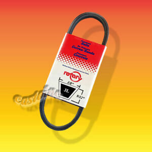 3L410 Premium 3 8 X 41 V Belt,Wrapped, Polyester Cord Heat and Oil Resist