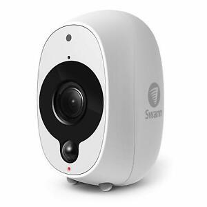 Swann Smart Security Camera: 1080p Full HD Wireless Security Camera with True
