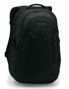 Under Armour UA Hudson Backpack 1294719-001 Black NEW WITH TAGS ****