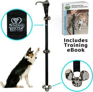 Athenas Pets Dog Bells for Potty Training, Best Bell Puppy Training,...