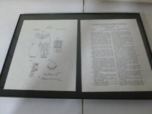 Copy of US Patent 1917 for NFL Football Thigh Pads $5.23