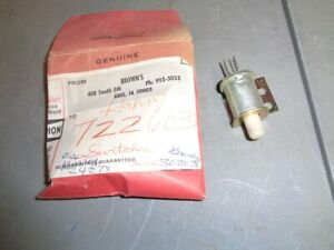 NOS new Hahn 722603 Murray 24273 Gravely 30203 Switch Mower Garden Tractor Parts