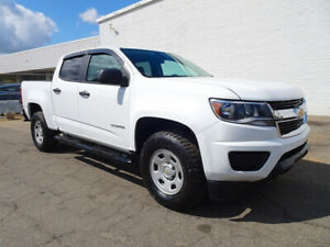 2017 Chevrolet Colorado Work Truck 2017 Chevrolet Colorado Work Truck Pickup Truck Used 2.5L I4 16V Automatic RWD