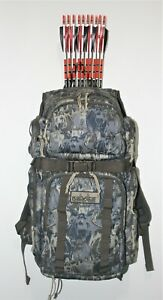 Archery hunting backpack. Our Fresh Tracks Pack is our #1 seller to hunters.