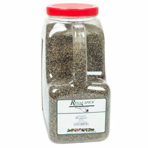 Bulk Course Grind Black Pepper Spice Seasoning select size from drop down $9.99