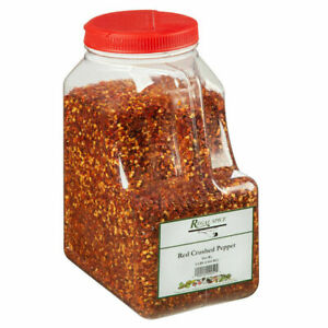 Bulk Crushed Red Pepper Flakes, Spice, Seasonig (select size from drop down)