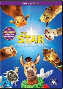 The Star DVD amp; Digital 2018 Brand New Sealed $6.89