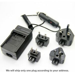 Battery Charger for HP Photosmart R07 R507 R607 R707 R717 R725 R727 R817 R818