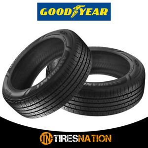 (2) Goodyear Assurance Maxlife 22545R17 91V All Season Performance Tires