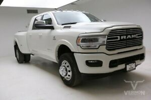 2019 Ram 3500  2019 Navigation Heated Cooled Leather Bluetooth I6 Diesel Vernon Auto Group