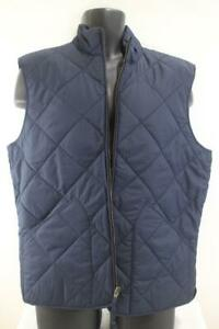 NWT J Crew Walker quilted vest size large CO100 $49.99